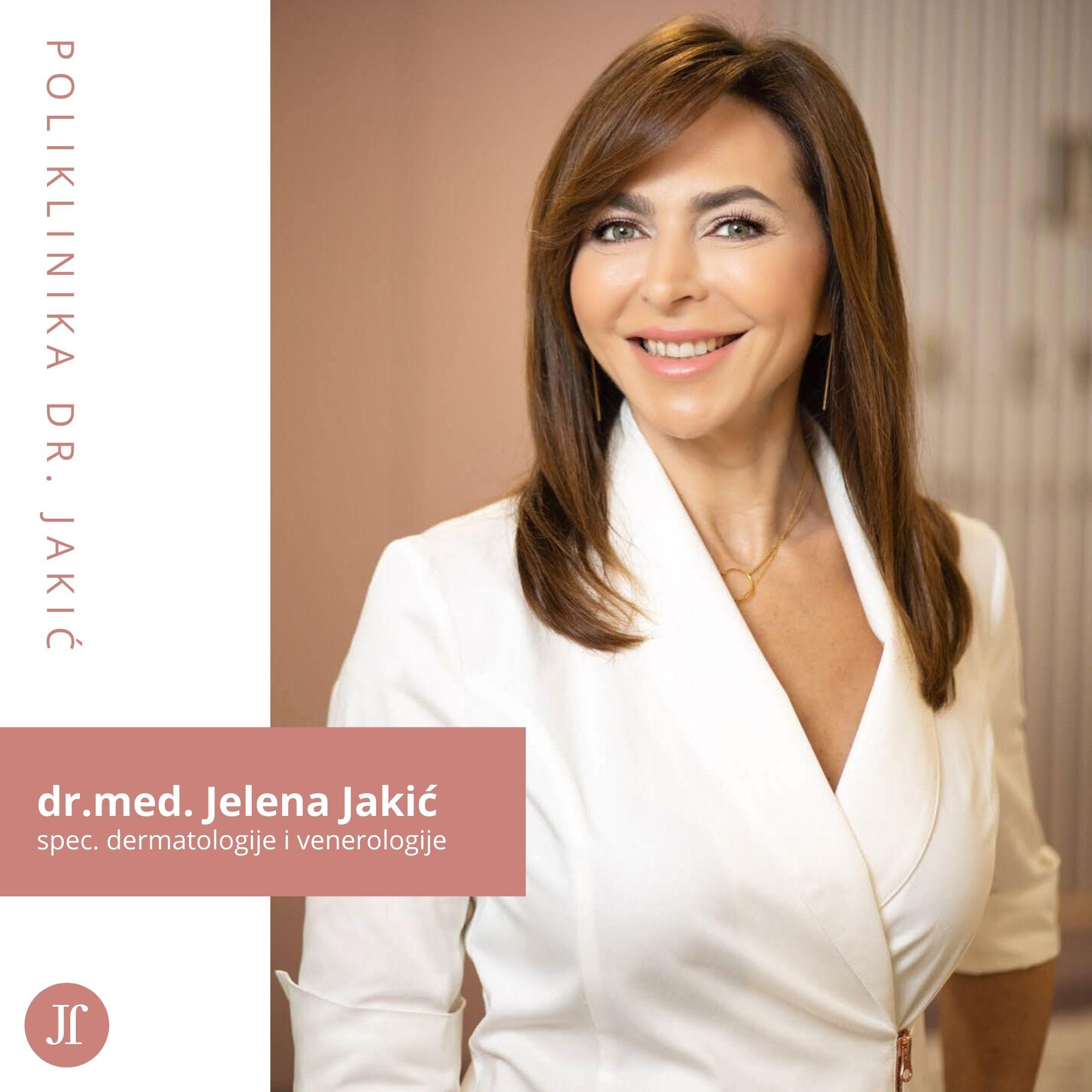 Jelena Jakić, dr.med