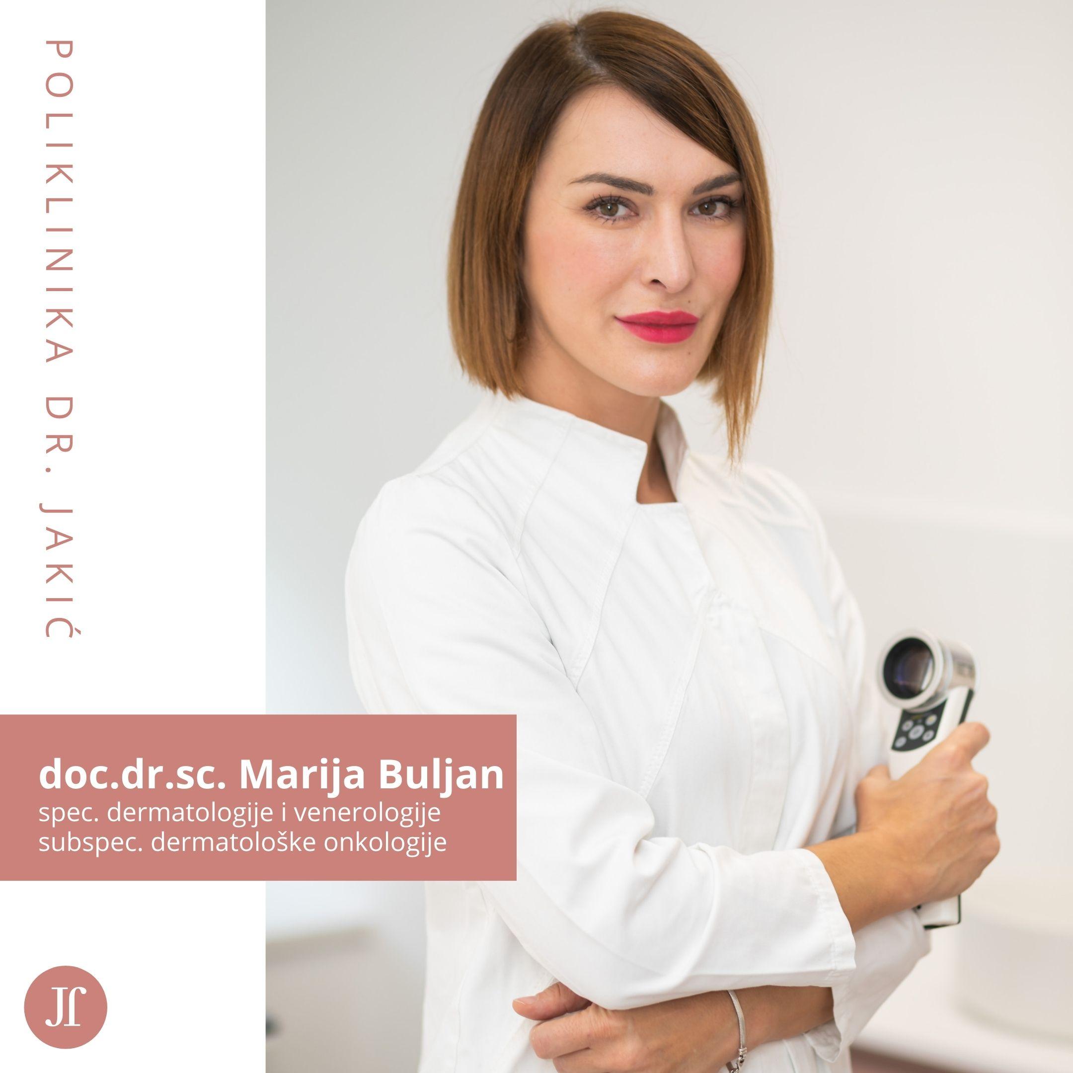 Marija Buljan, dr.med.
